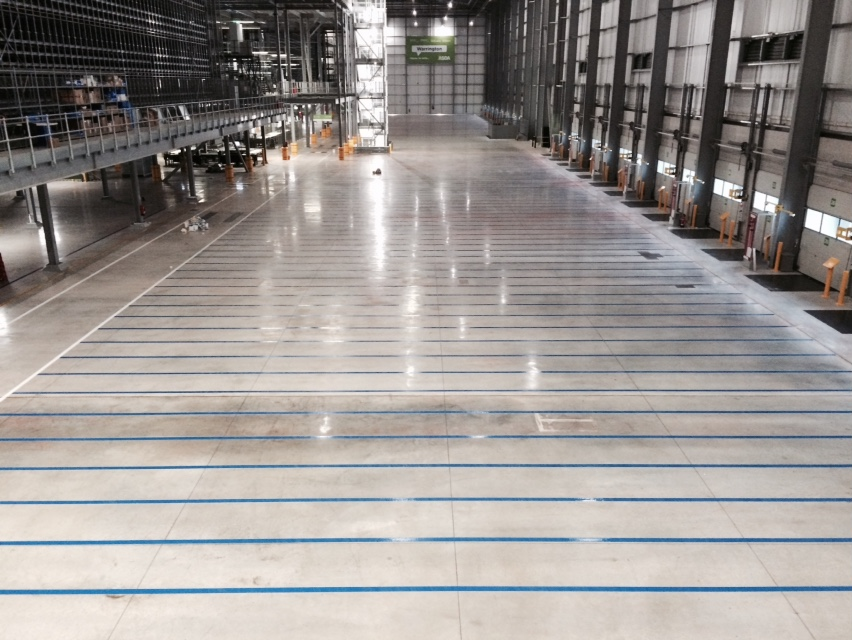 Asda line marking project